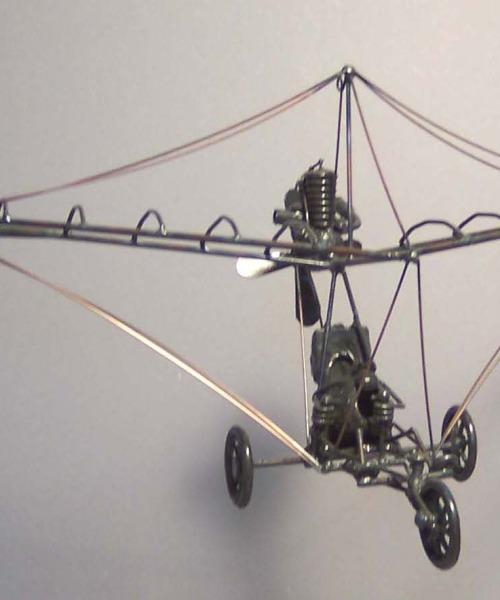 Ultralight plane