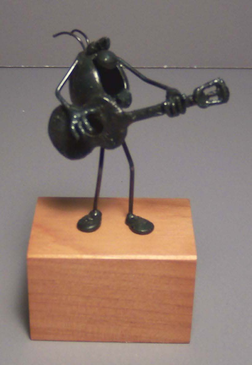 Guitar, acoustic